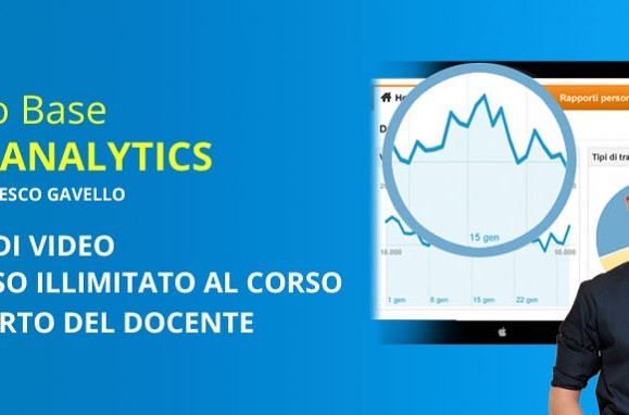 Corso Analytics Base