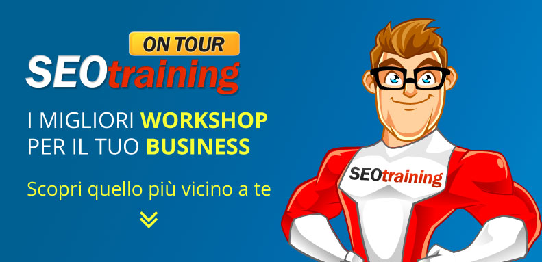 I seo tour in Italia