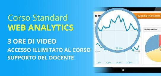 Corso Standard Analytics