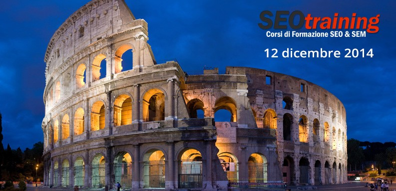 tour SEO Training a Roma