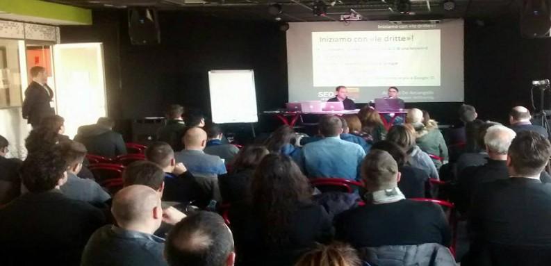 workshop SEO on tour: Roma