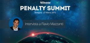Penalty Summit Flavio Mazzanti