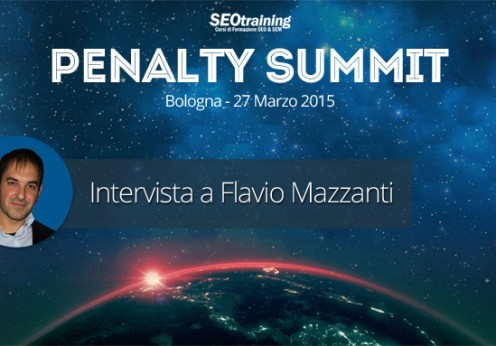 Penalty Summit Flavio Mazzanti