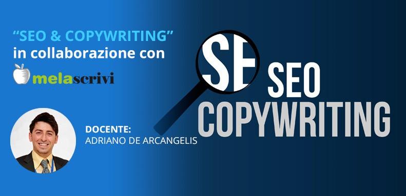 Webinar SEO e copywriting: il contributo di Melascrivi