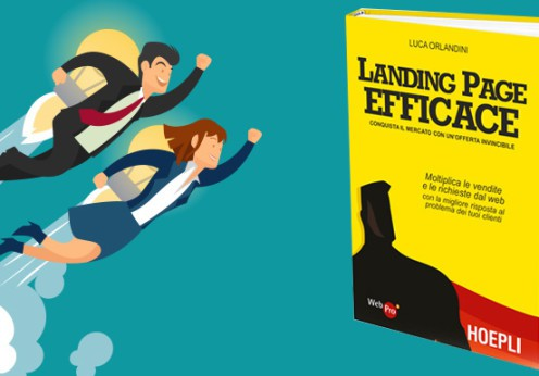 luca orlandini landing page efficace
