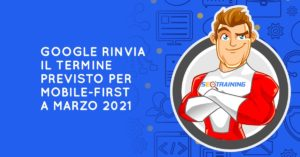 Google First index a marzo 2021